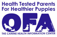 You can verify all testing at the OFA website.