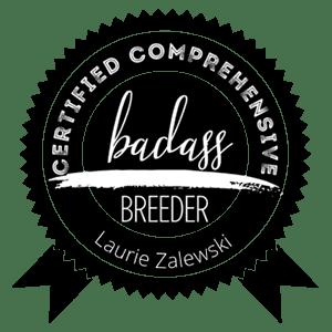 Badass Breeder Badge